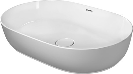 Duravit Luv Countertop Basin without Tap Ledge at xTWOstore