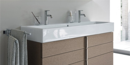 DURAVIT Vero Air Countertop Basin at xTWOstore