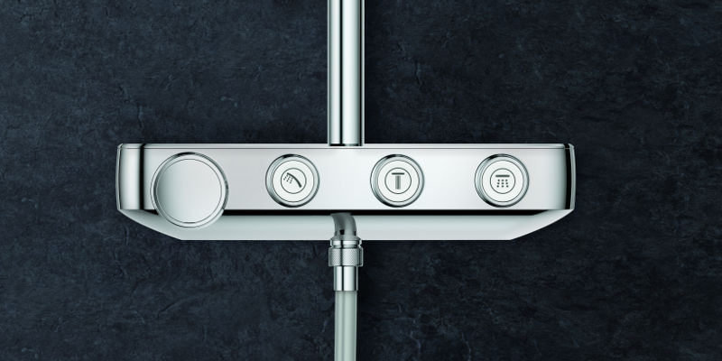 GROHE Euphoria Smartcontrol Thermostatic Tap at xTWOstore