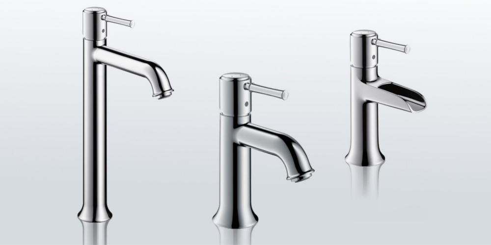 Hansgrohe Talis Classic Wash Basin Taps at xTWOstore xTWOstore
