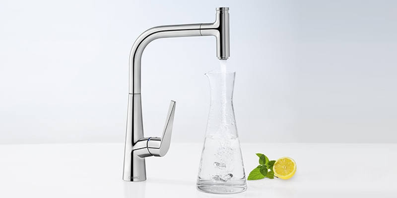 Hansgrohe Talis Select S Sink Faucet at xTWOstore