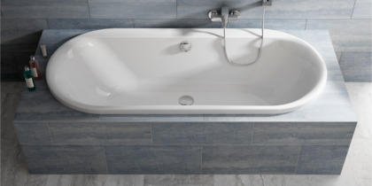 Ideal Standard Connect Air Badewanne  rund
