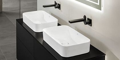 Villeroy & Boch Finion Countertop Basins at xTWOstore