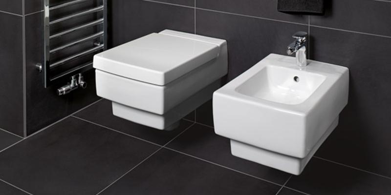 Villeroy & Boch Memento Toilette und Bidet