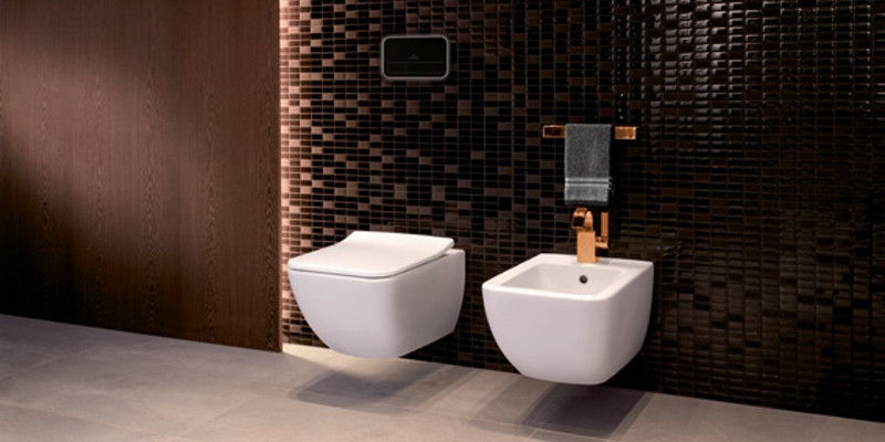Villeroy & Boch Venticello WC and bidet at xTWOstore