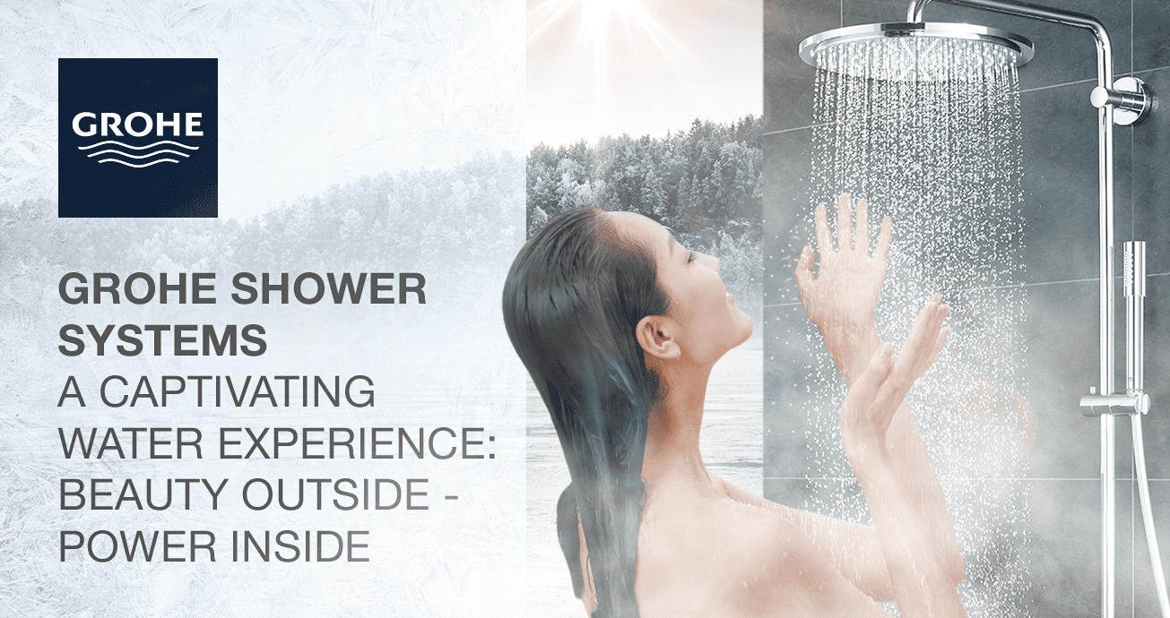 GROHE shower systems