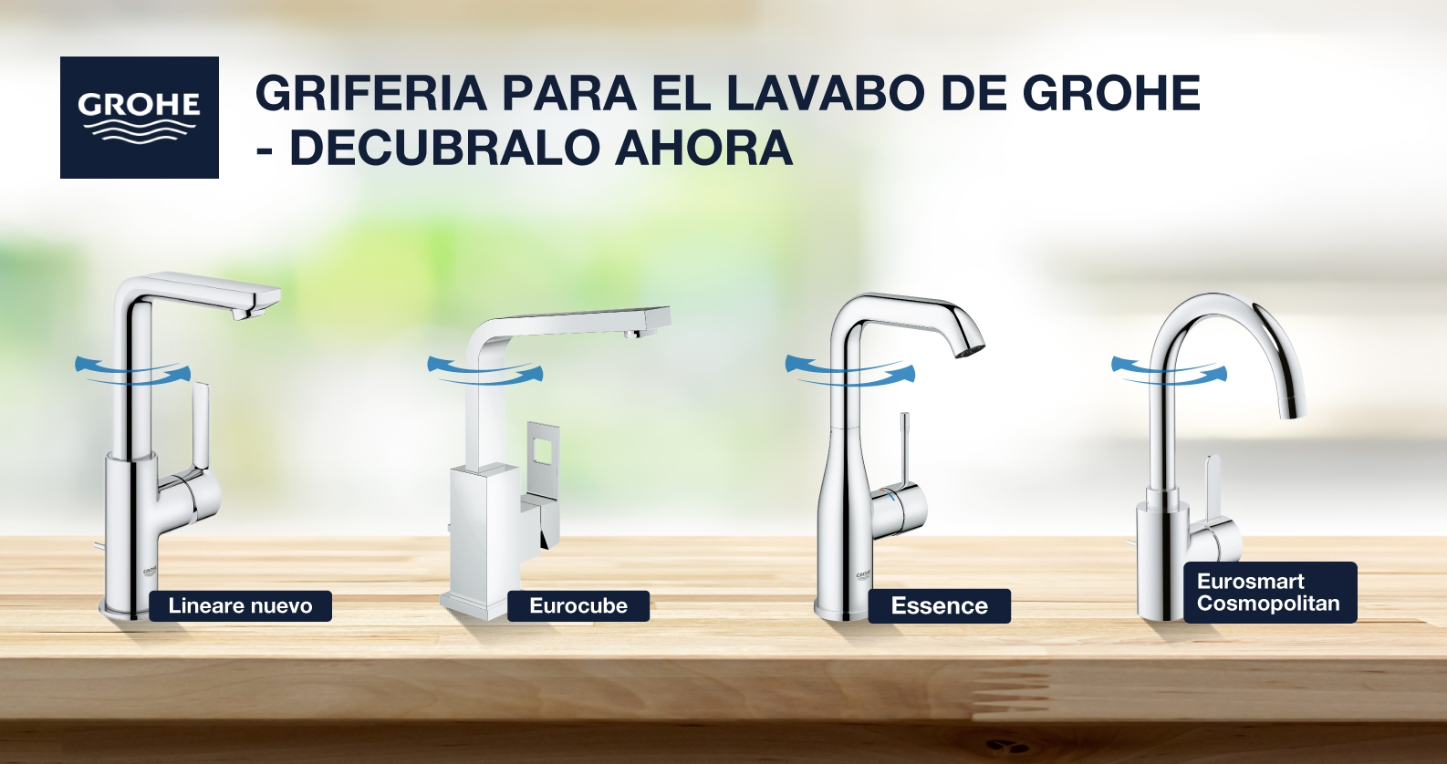 GROHE grifos