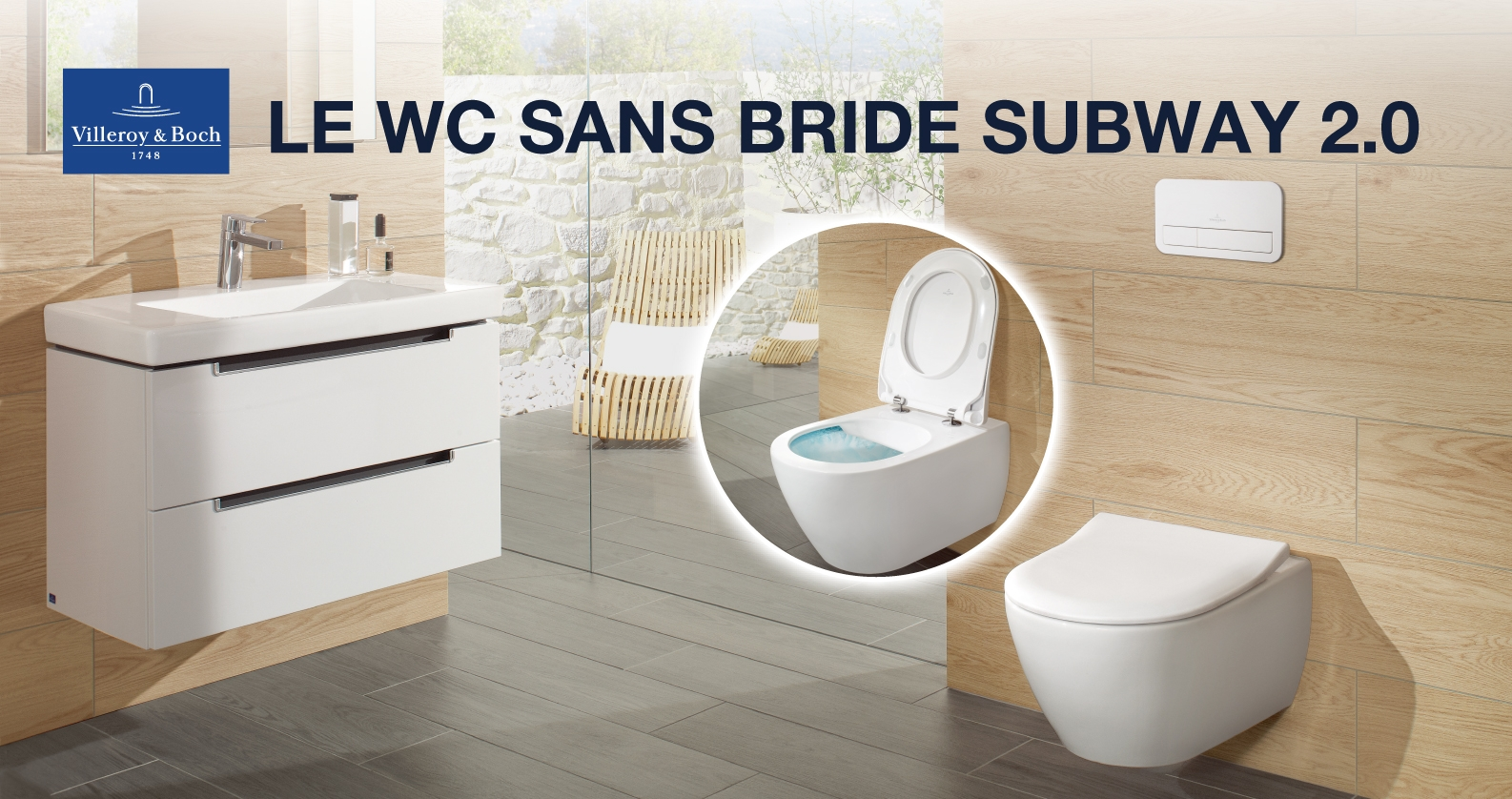 Villeroy & Boch Subway 2.0 wc